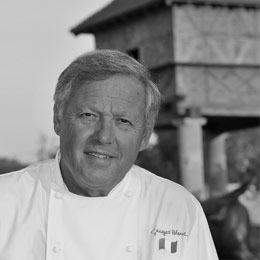Chef Georges Blanc